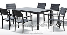 New Style Teak Wood Dining Table And Chair