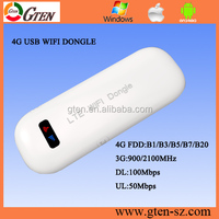 best sales shape Mini portable usb 3g 4g wifi dongle with sim card slot OEM ODM support