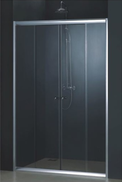 with frame sliding door bath shower screens