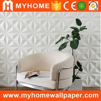 Modern Outdoor Restaurant Leather Wall Panels 3D