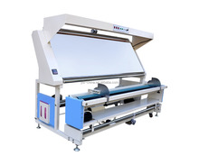 Textile automatic edge fabric inspection machine,Woven and knitting Fabric Inspection and rolling machine