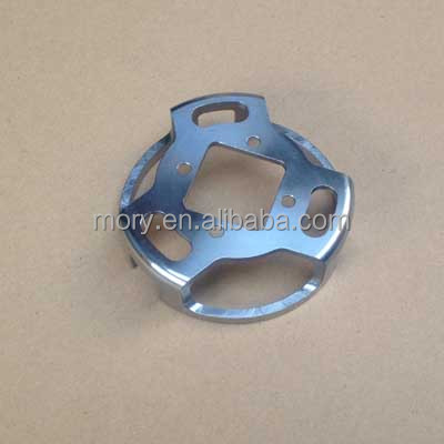 Hangzhou custom metal manufacturer stainless accessory for cars clutch