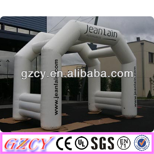 perfect inflatable entrance arch designs