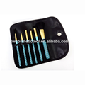 Factory sale superior quality cosmetic private label makeup brush set