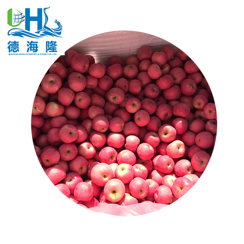 New Crop Bagged Red Fuji Apples from Shandong