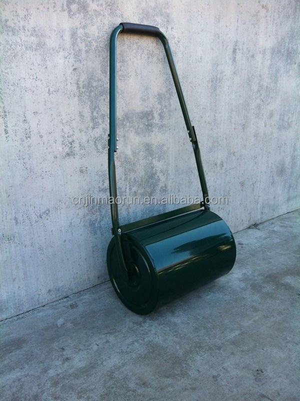 rempli d 39 eau de jardin en acier rouleau pour pelouse herbe semences autres outils de jardin. Black Bedroom Furniture Sets. Home Design Ideas