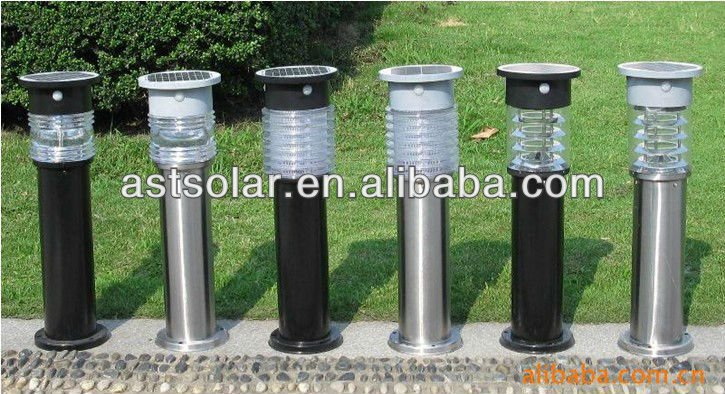 infrared induction solar lawn light/solar garden light