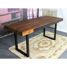 Popular furniture dining table designer wood dining table designs