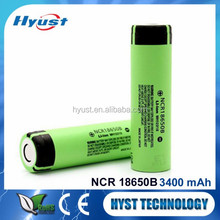 Attention! Genuine NCR 18650B 3400mah high capacity rechargeable lithium-ion battery