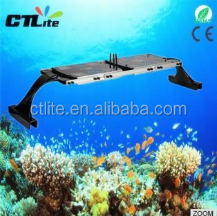 Coral reef lighting led aquarium light Dimmable 165w led aquarium light aquarium in johor malaysia For frag