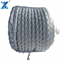 High strength 8 strand kevlar polyprorylene ropes braided price of ships mooring rope