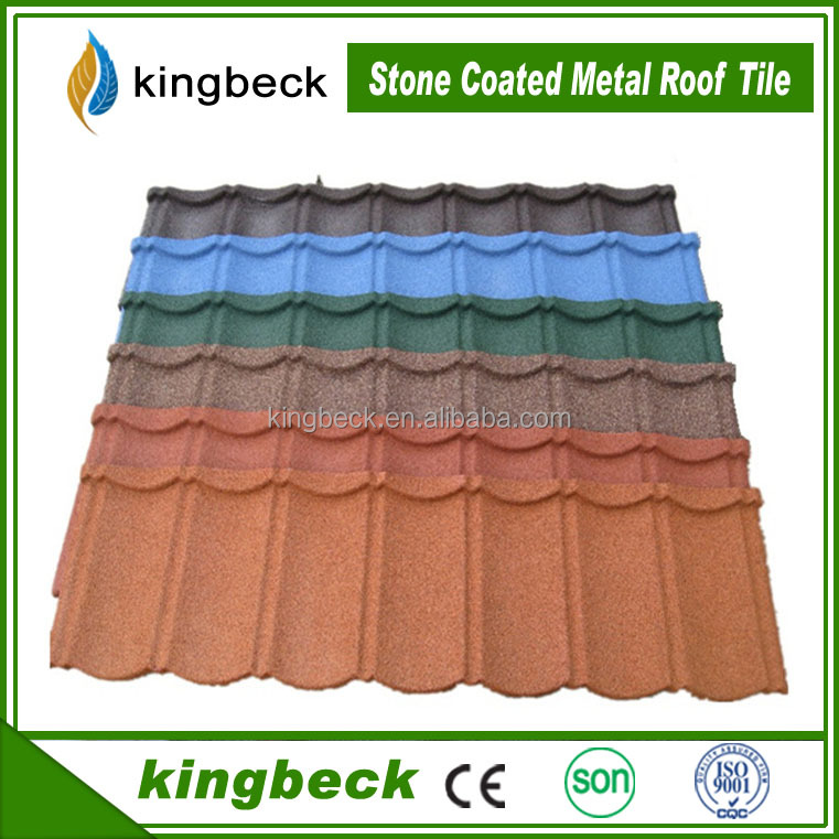 Roof Building Material CE Certificate Mixed Color Corrugated Roof Tile Aluminium Zinc Sheet Roofing Tile