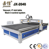 JX-2040 advertising cnc cutting & engraving machine