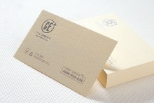 China supplier hot-sale paper business card layered