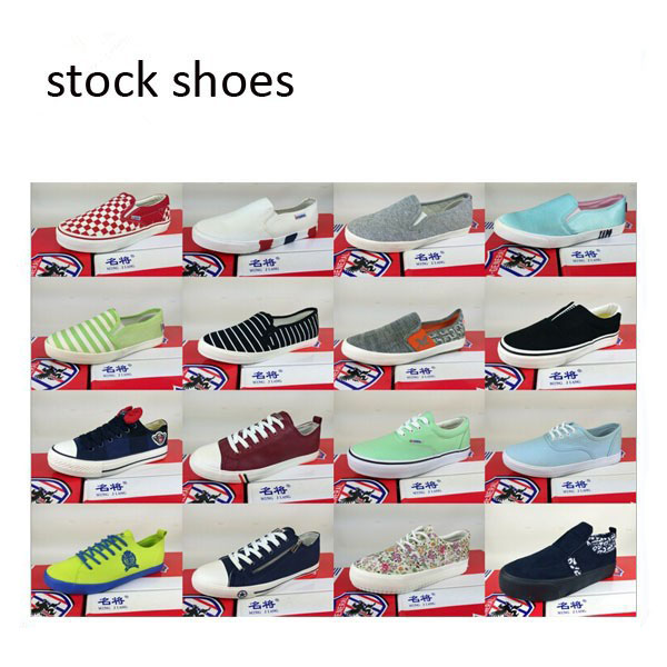 2015 stock !!!! mix design cheap men bulk canvas shoes ladies fashion shoes