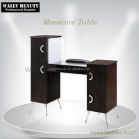 Professional nail manicure table nail salon furniture