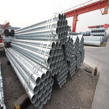 ASTM A53 A106 GR B hot-dip galvanized bs heavy grade pipe 12 inch steel pip for construction use