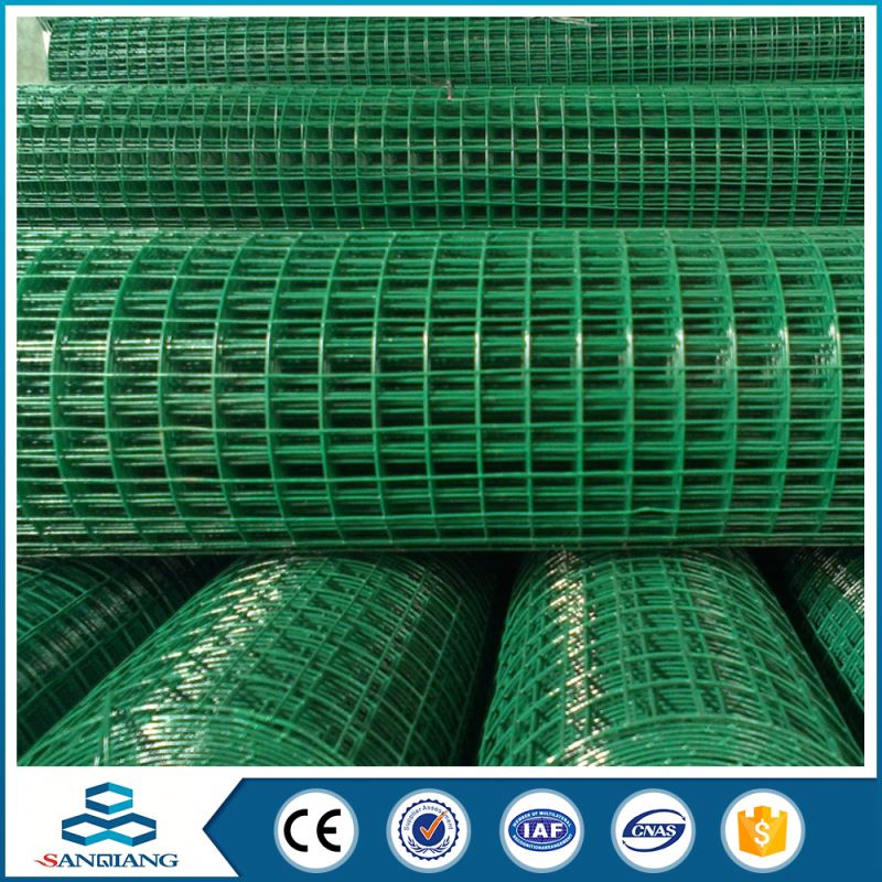 CE Approval anping five star pvc coated 10*10 welded wire mesh price