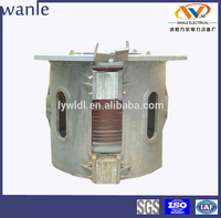 0.5 ton industrial aluminum foundry smelting equipment