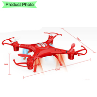 2015 2.4G 4 channel 4 axis mini drone professional flying toys for adults