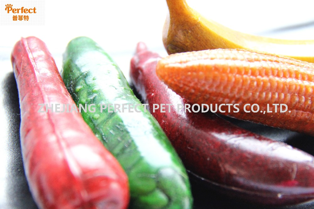 Fruit series moulded favored dog treats pet chews us foods price list