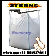 polypropylene food graded bulk bags big and container bag 1000kg