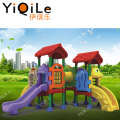 2018 Children playground used kids playground equipment outdoor plastic slide for sale