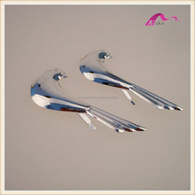 Novelty Fashion Metal Birds Decorative Brooch For Men Invitations Accessories