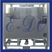 Stainless Steel Large Container with Strong Support