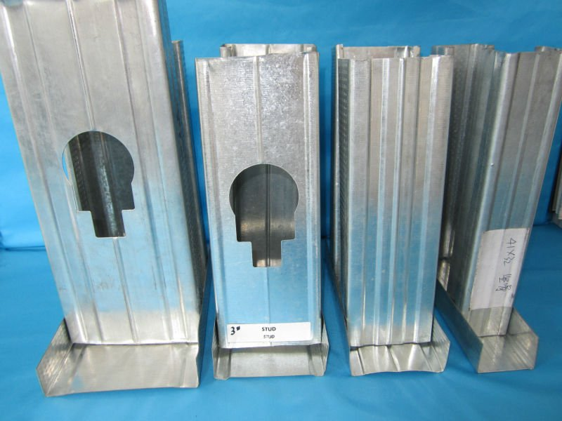 Drywall Metal Stud Framing Size : Popular hot sell drywall profiles metal stud wall