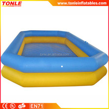 2015 Hot Selling Inflatable Adult Swimming Pool Custom Made Inflatable Pool
