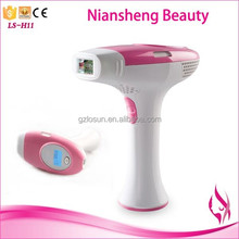 Niansheng LS-H11 laser hair removal machine home permanent hair removal at home epilator skin tightening machine