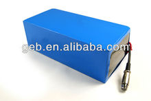 high quality rechargeable hot seller lifepo4 36v 20ah battery pack for electric vehicles
