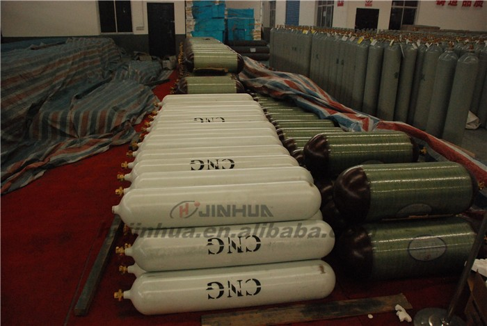 CNG-1 Steel Gas Cylinder Hengyang Jinhua Brand