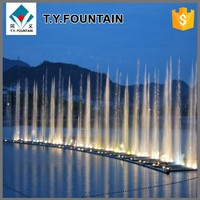 New Design Indoor And Outdoor Decorative Large Floating Water Fountain