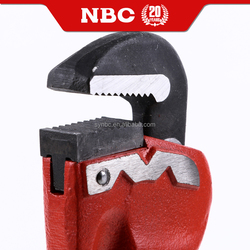 Heavy Duty Pipe Wrench Large Sizes On Sale