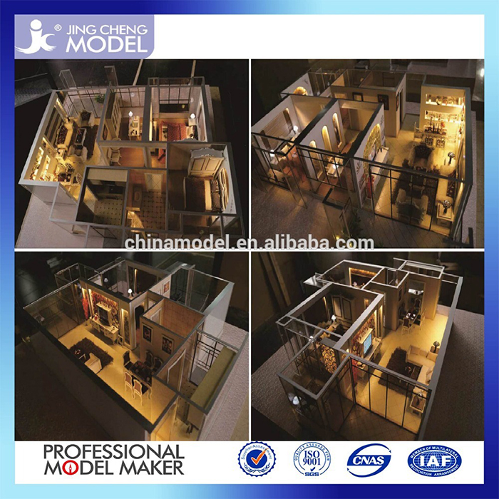 Low price best quanlity 3d design architecture building models for West Asia/Central Asia