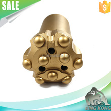 Tungsten Carbide Spherical Drill Bit Button For Tricone Oil Drilling Bit