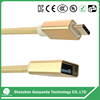 Factory price USB 3.0 to 3.1 usb power cable, extension usb charger cable, type c charger usb cable