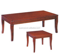 Korean solid wooden dining table