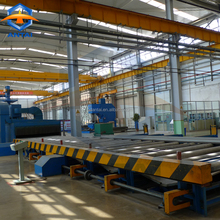 Qingdao Antai Plate preservation line for cleaning steel plate & sheet metal cleaning machine