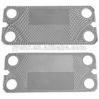 plate heat exchangers gasket and plate