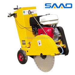 Walk behind repair Road Cutter with HONDA gasoline or famous diesel engine with SQG-400