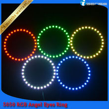 Auto Part 5050smd Led Angel Eyes with size 60mm 70mm 80mm 90mm 100mm 110mm 120mm