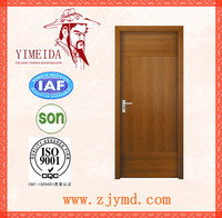 Pretty door pvc coated wood doors