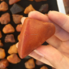 Natural Amber Beeswax Rough Stone Mineral