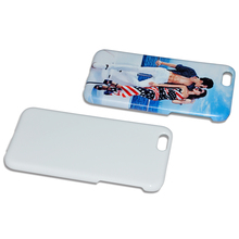 2014 Newest Hot sale 3d sublimation mobile phone case of mould ip6 case
