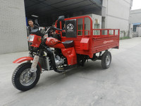 China Sale 2017 Lifan 200cc Cargo Tricycle