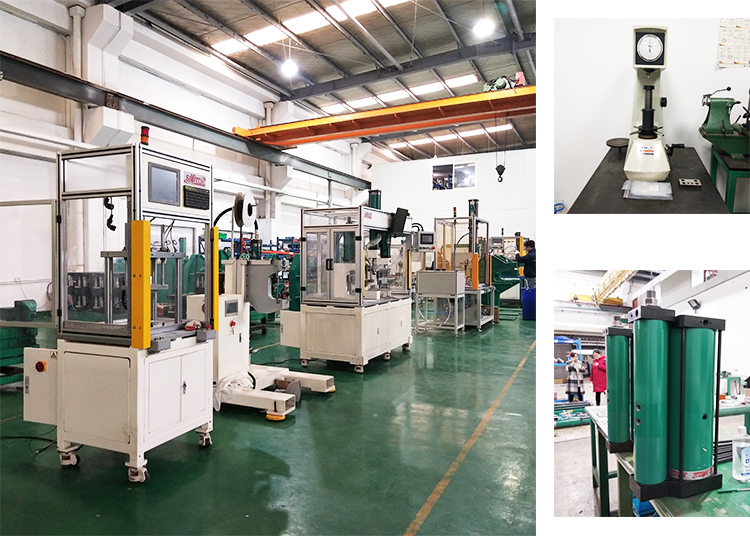 Special MA04 Press Fitting Machine for Bolt Pressing