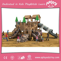 Amusement Park Garden Play House for Sale